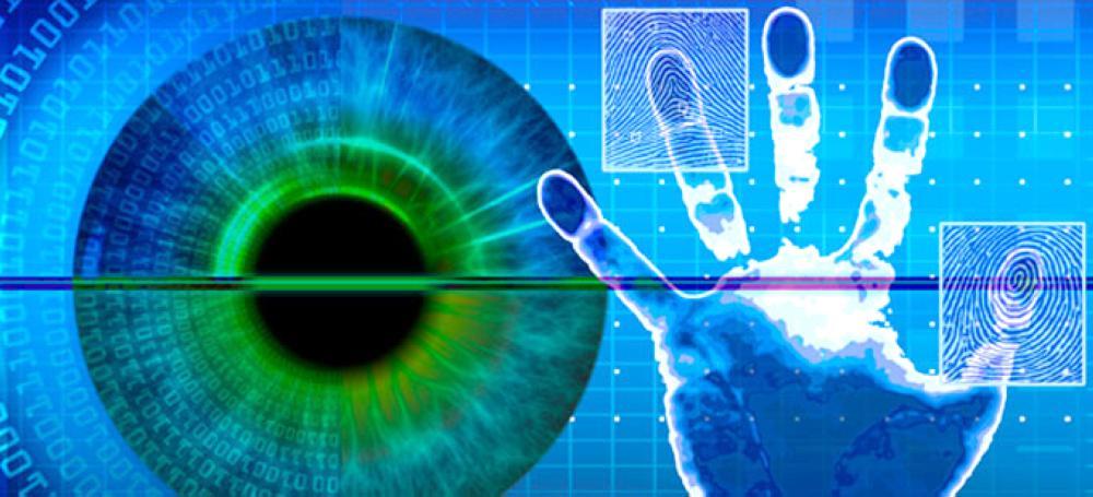 Biometriniai duomenys