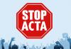 ACTA sutartis