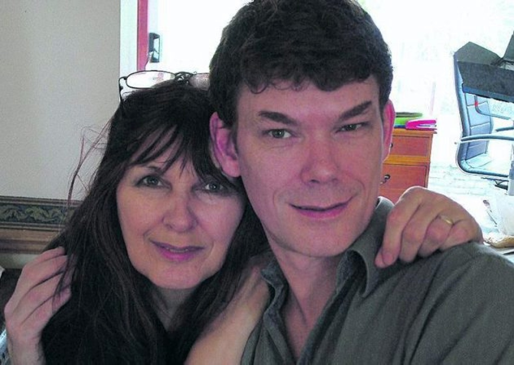 McKinnon motina Janis Sharp