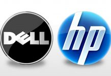 hp ir dell