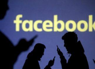 Facebook vartotojai
