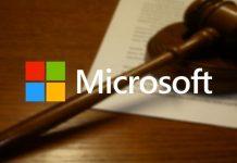 Microsoft teismas